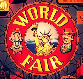 Gottlieb's World Fair from 1964