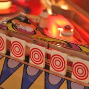 Solar City pinball machine by Gottlieb