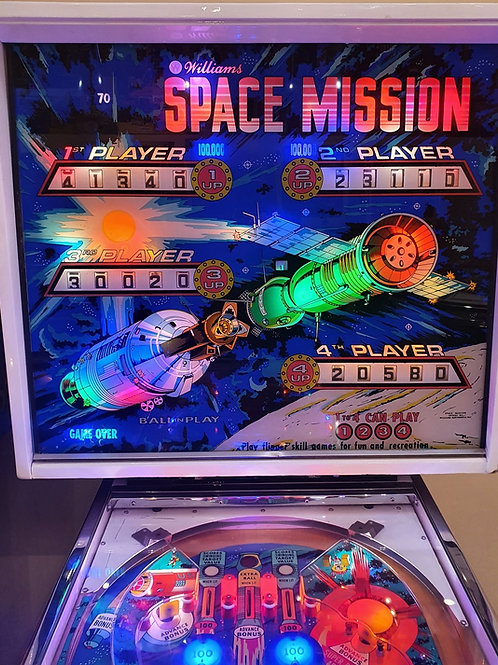 Space Mission (Williams) 1976