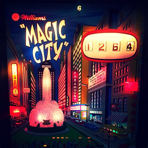 Magic City (Williams) 1967