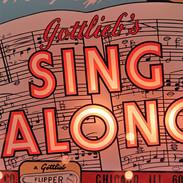 Sing Along pinball machine by Gottlieb 1967