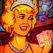Lucky Queen? Kings & Queens (1965) Gottlieb