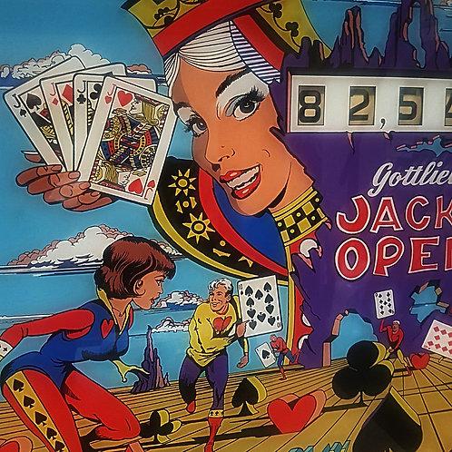 Jacks Open (Gottlieb) 1977