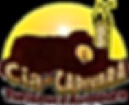 Logo Cia da Capivara