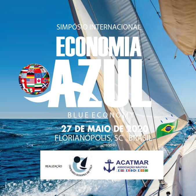 Simpósio Internacional Economia Azul - Blue Economy   27 de Maio 2020