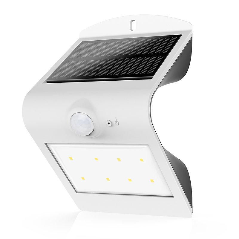LUMINÁRIA LED Ideias Solar