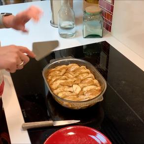 How to veganize a cake