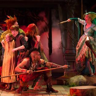 Robin Hood, Oregon Shakespeare Fe
