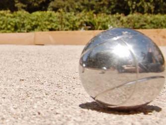 Boule-Spielfeld eröffnet