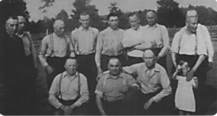 Mannschaft 1950