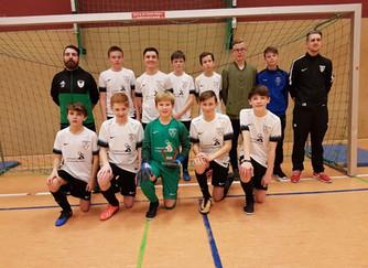 C-Jugend holt sich den Pokal beim Turnier in Hochmoor