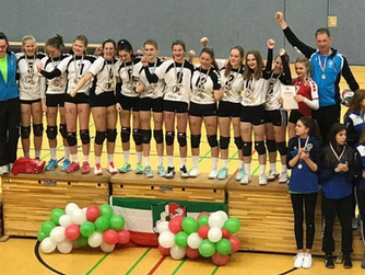 Der SV Burlo gratuliert der U16 vom RC Borken-Hoxfeld zur westdeutschen Meisterschaft