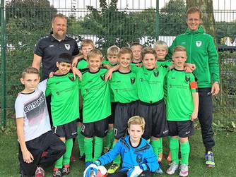 E-Jgd. SV Burlo II - FC Marbeck II - 2. Tabellenplatz gesichert