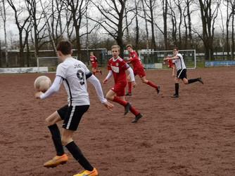 C1 der JSG Hoxfeld-Burlo mit Heim-Niederlage gegen TuS Haltern