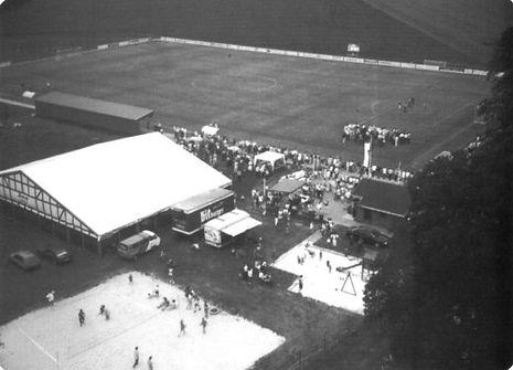 Luftbild Vennestadion 1995