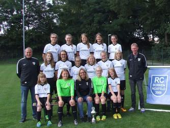 U15 Juniorinnen gewinnen 1:0 gegen JSG Oeding-Weseke-Südlohn