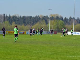 SV Burlo fegt Sportfreunde Maria-Veen vom Platz