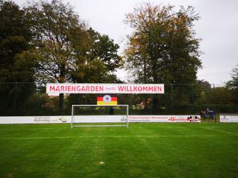 SV Burlo als Turnier-Gastgeber der DFB-Partnerschule Gymnasium Mariengarden