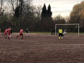 1.Mannschaft des SV Burlo gewinnt 10 Spiel in Folge!!