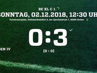 Burlo´s II.Mannschaft siegt mit neuem Trainer Brettschneider 3:0 gegen Heiden
