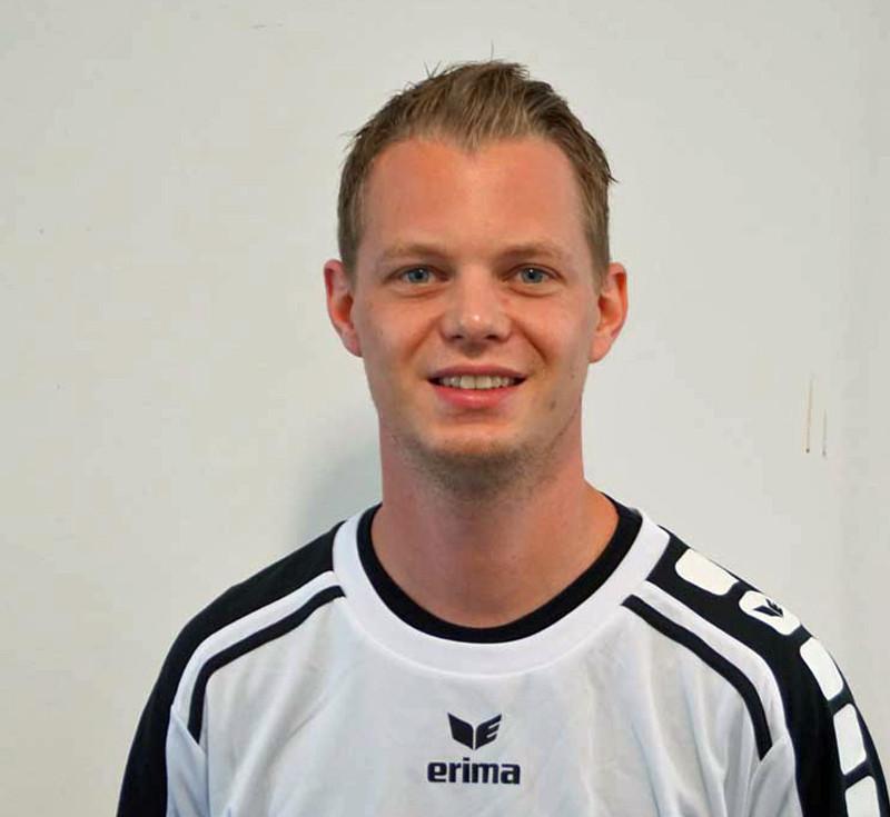 Capitano Thomas Hopp, Torschütze zum 1:0 Endstand