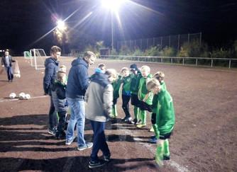 E2 punktet gegen TSV Raesfeld - Endstand 8:3