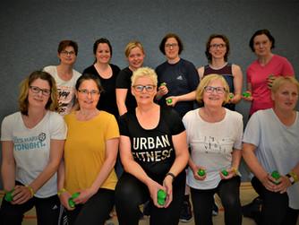 Geballte Frauenpower - schweißtreibendes Workout am Montagabend