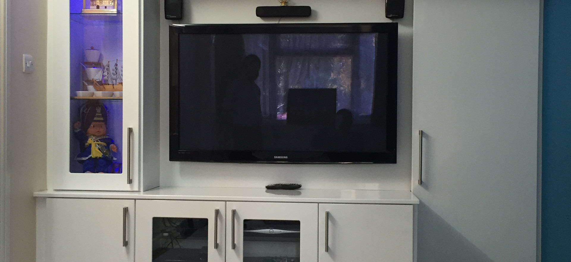 Fitted Lounge TV Furniture