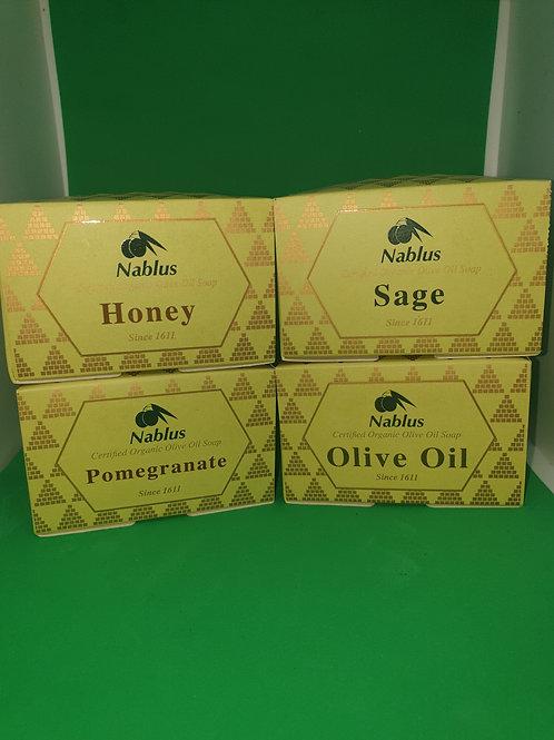 Organic Palestinian Soap
