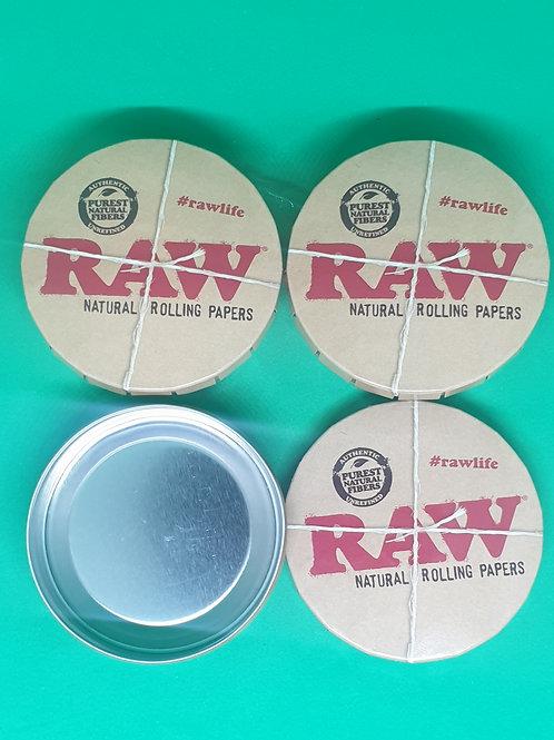 Raw Round Pack