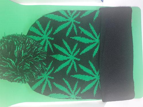 Leaf Woolly Hat