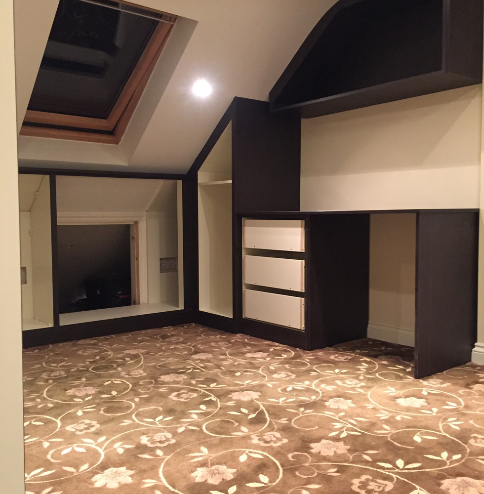 Angled LoftSpace