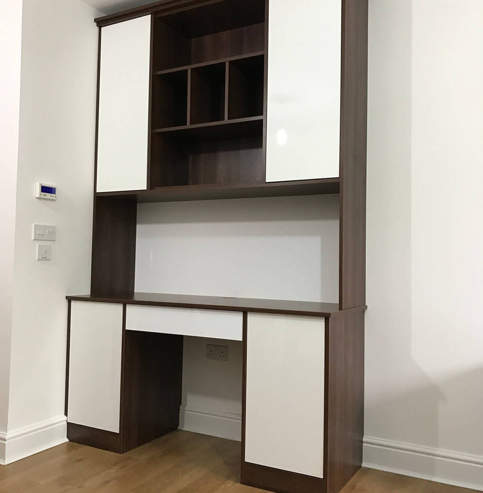 Fitted Wooden Cabinet