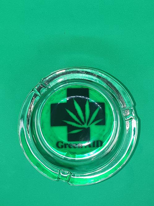Green Aid Ashtray