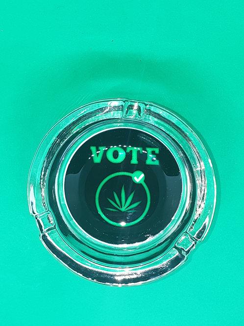 Vote Ashtray