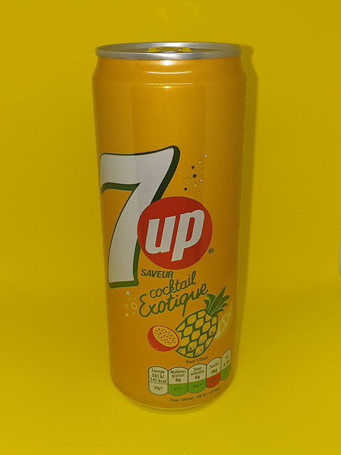 7UP Exotique Drink