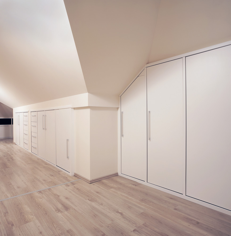 Loft Wardrobes and Drawers