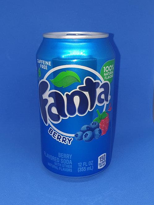 Fanta Berry Drink