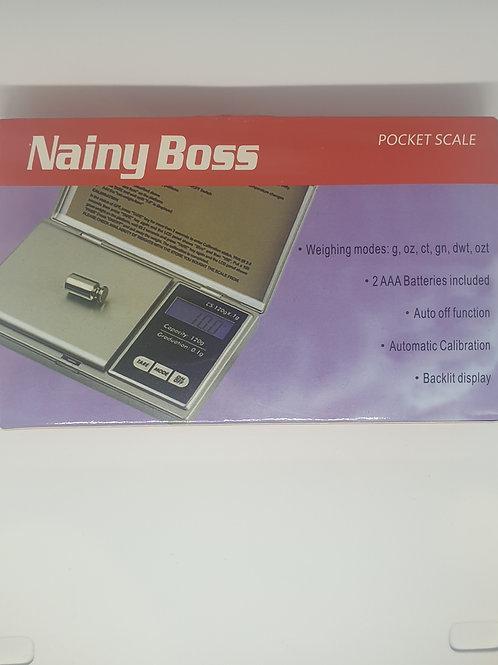 Nainy Boss Digital Scales