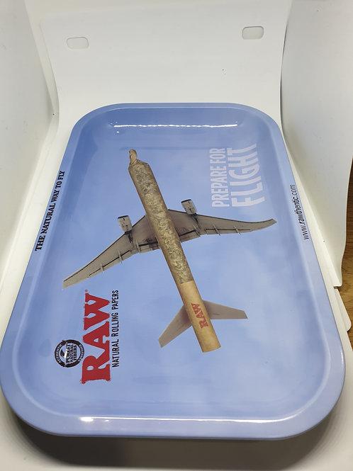 Raw Flight Rolling Tray