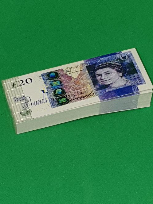 £20 Roach Tips