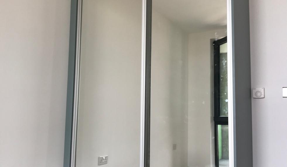 Small Sliding Door Wardrobe