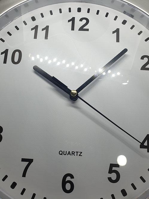 Clock with Hidden Storage