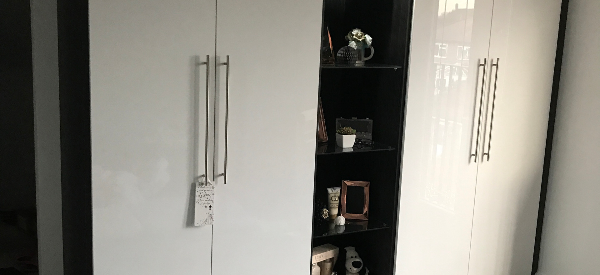 Double Fitted Wardrobe