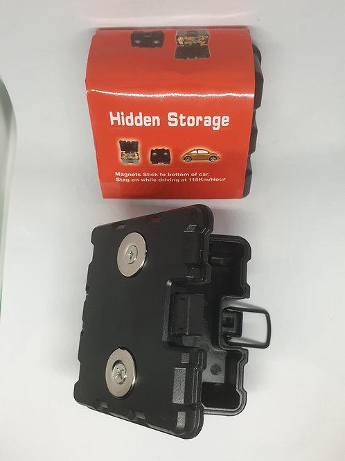 Magnetic Hidden Storage Container
