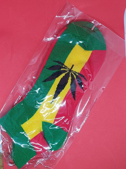 Leaf Ankle Sock