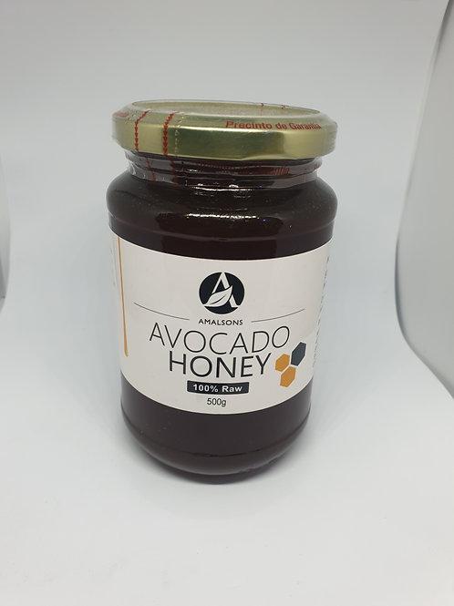 Organic Avocado Honey