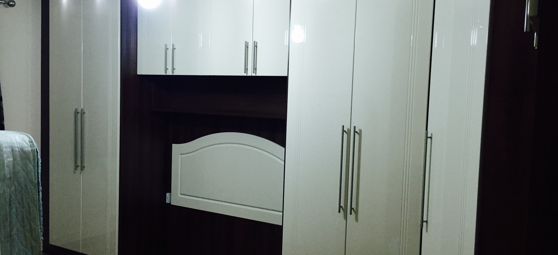 Full Hinged Double Wardrobes