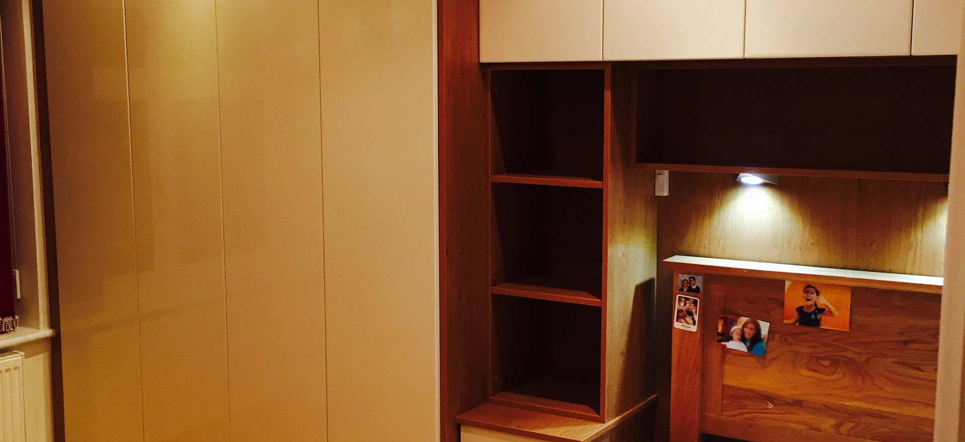 Over-Bed Cabinet