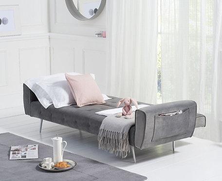 Valentine Grey Sofa Bed